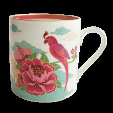 Ambreen Hibiscus Mug