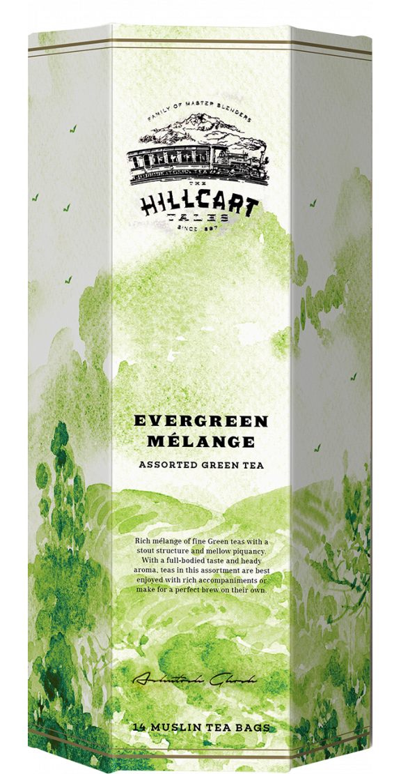 Evergreen Mélange